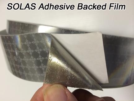 solas adhesive reflective